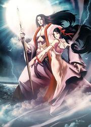 Izanagi and Izanami (MyL)