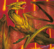 Shivan Dragon2
