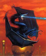 Ebon Dragon