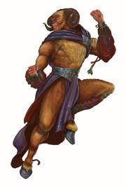 Manath, the Horned Duke