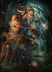 Pan (Rise of Mythos)