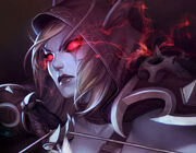 Dark Lady Sylvanas Windrunner (AIC)