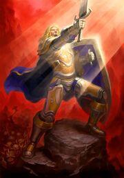 Grand Marshal Goldensword
