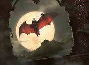 Screeching Bat