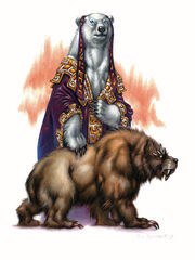 Bharrai, the Great Bear