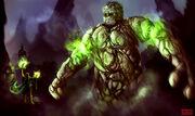 Stone Golem (Elemental Clash)