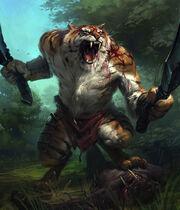 Bloodmane Ravager