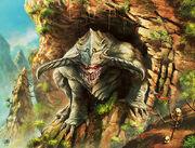 Cavern Thoctar
