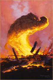 Fire Elemental (Guardians)