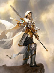 Elspeth, Sun's Champion (EvK)