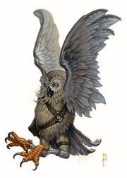 Owl Archon