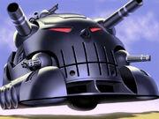 CTX-50 Line Backer Tanks