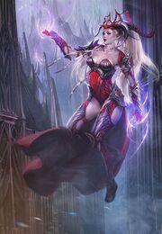 Despina, Dominion Overlord