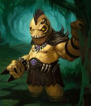 Pirahnid Warrior