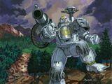 Titan Combat Robot