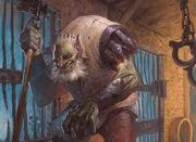 Grenzo, Dungeon Warden