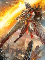 Firemane Avenger (promo)