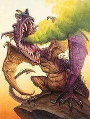 Hal, a Toasis Dragon