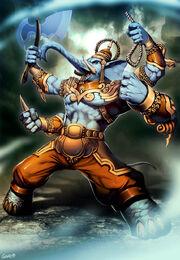 Ganesha (Myth Pantheons)