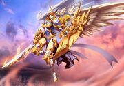 Azriel, the Angel of Wrath