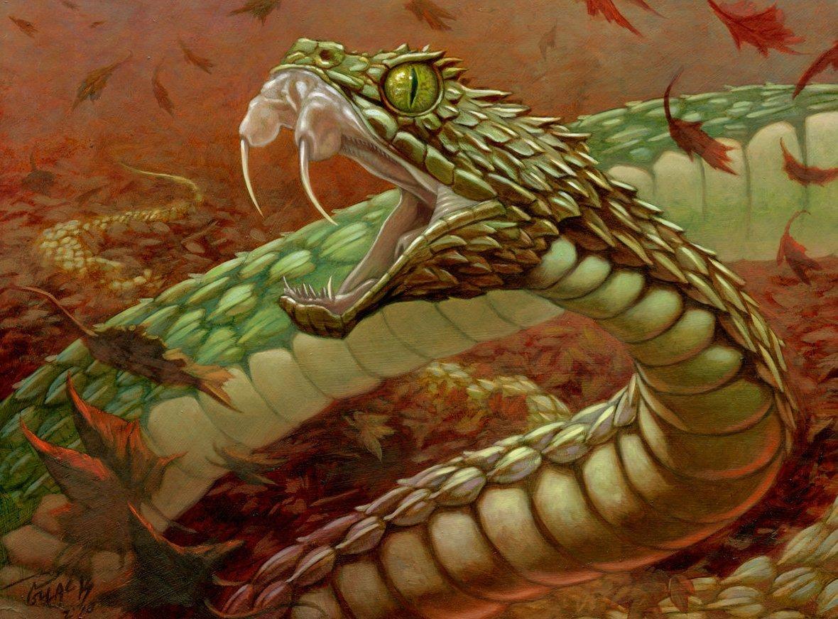 Resultado de imagen de Ambush Viper