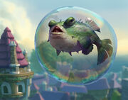 Bloat the Bubble Fish