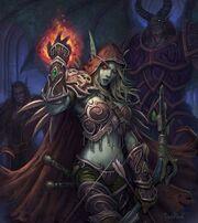Sylvanas, Lady of Undercity