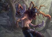 Arachnotaur