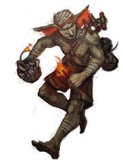 Sand Goblin Bomber