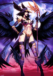 Morrigan (Myth Pantheons)