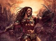 Kresh the Bloodbraided (FtV)