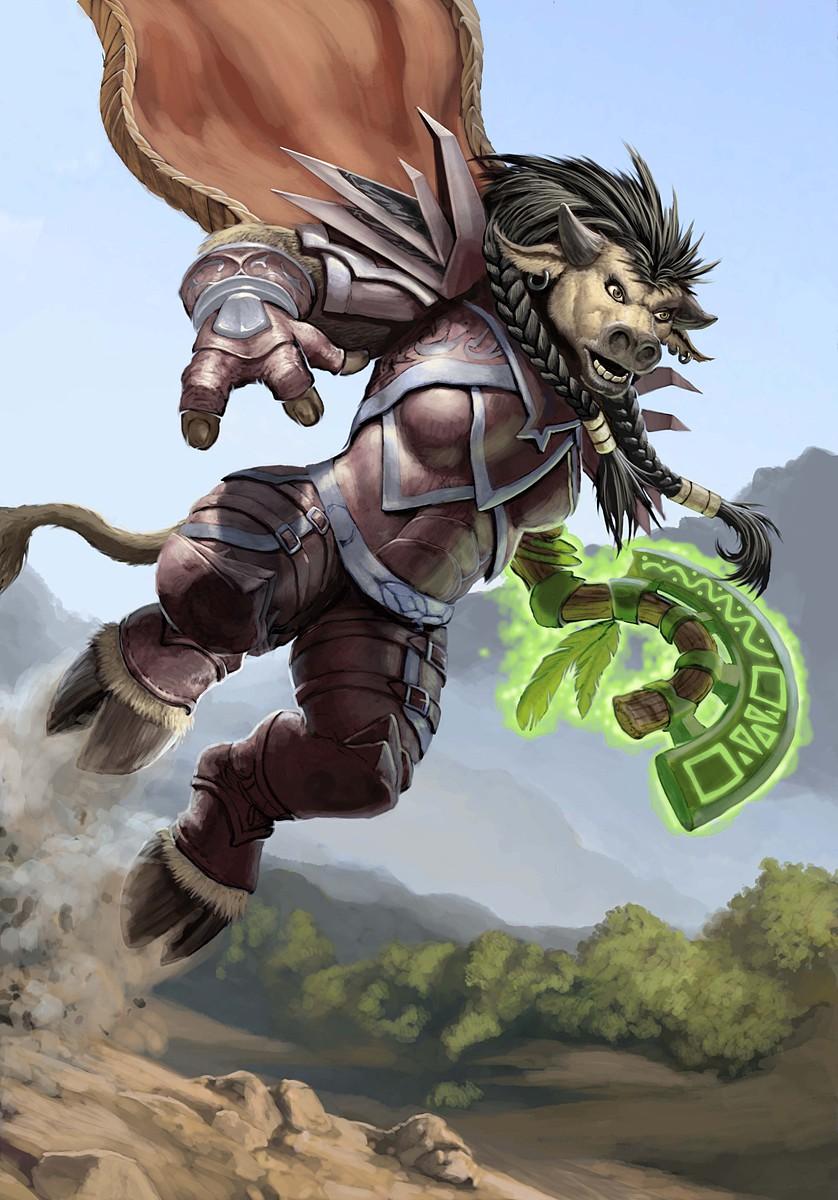 Image - Warden Stormclaw.jpg | GameLore Wiki | FANDOM
