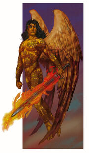 Domiel, the Mercy-Bringer