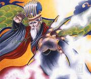Gao Zhang, Eunuch Mastermind