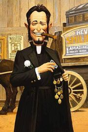 Reverend Smilin Jack