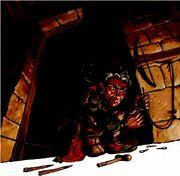 Kalder Phentley, a trapsmith