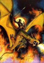 Arnath, Lord of the Skies