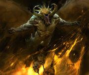Demon of Death's Gate