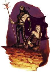 Belial & Fierna (T9H)