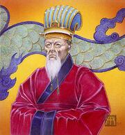 Gao Zhang, Center of the Lotus
