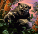 Ironfur Grizzly