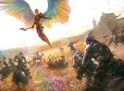 Iridescent Angel (FtV)