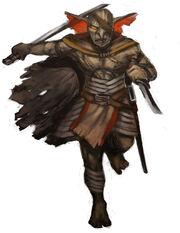 Sand Goblin Slayer