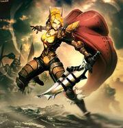 Kaerie, Defender of the Sunwell