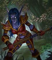 Galahandra, Keeper of the Silent Grove