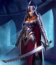 Inquisitor Isran