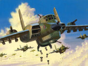 AC-29 Air Castle Bombers