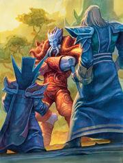 Elder Valdar of the Exodar