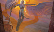Angel of the God-Pharaoh