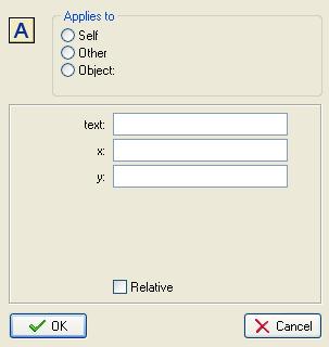 Draw Text box